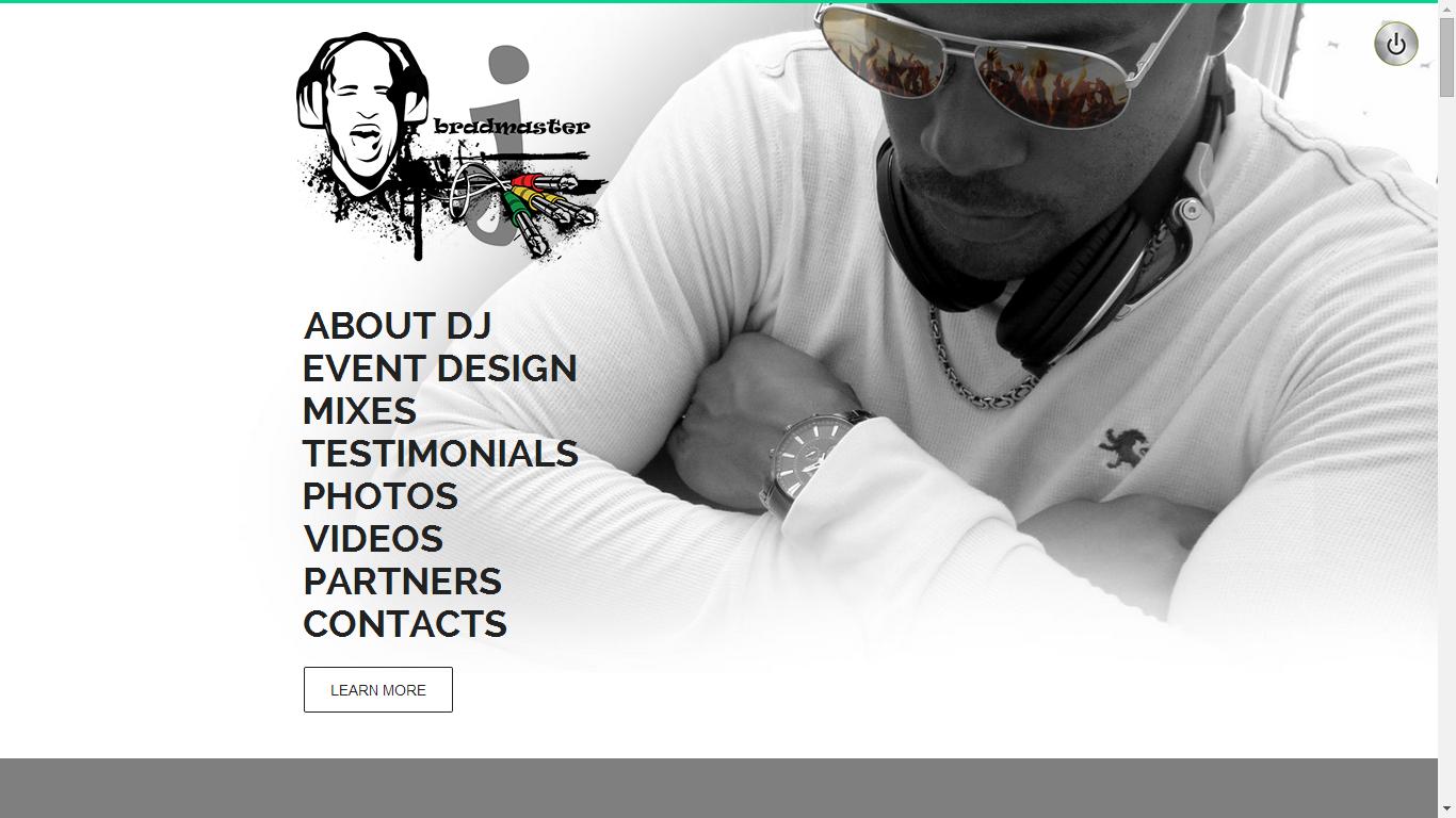 Website Design Consultation for Orlando DJ