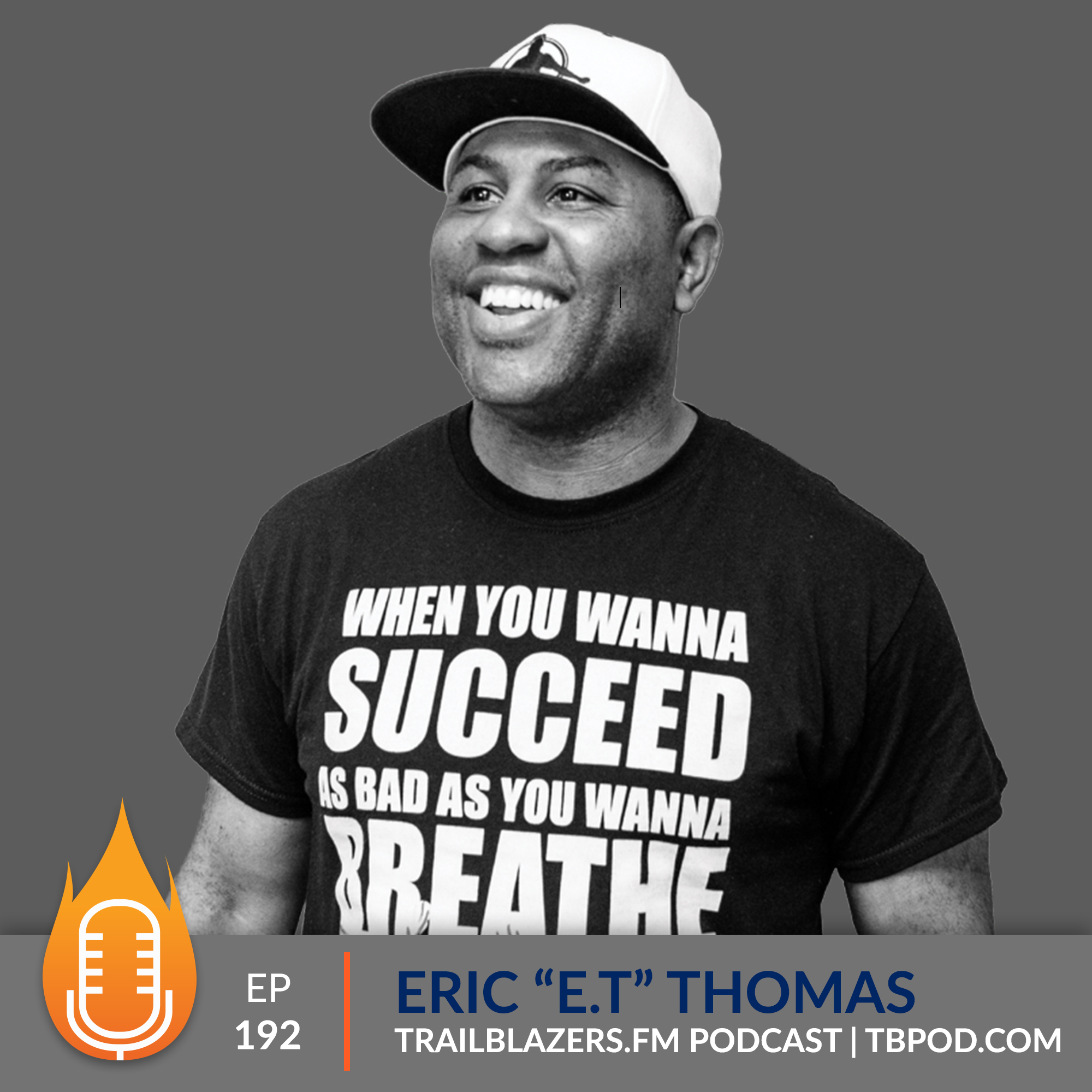 Eric Thomas - ET The Hip Hop Preacher