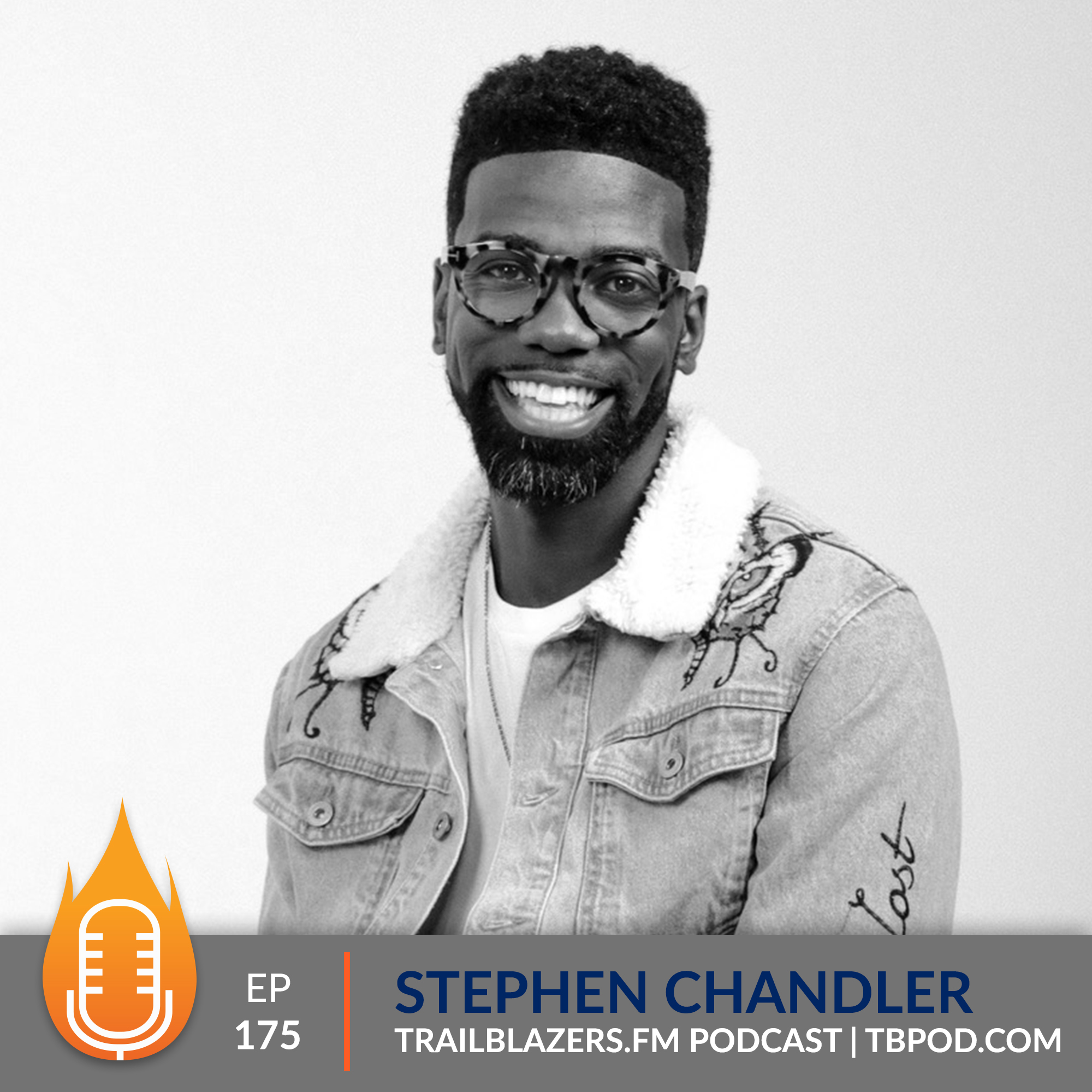 Pastor Stephen Chandler