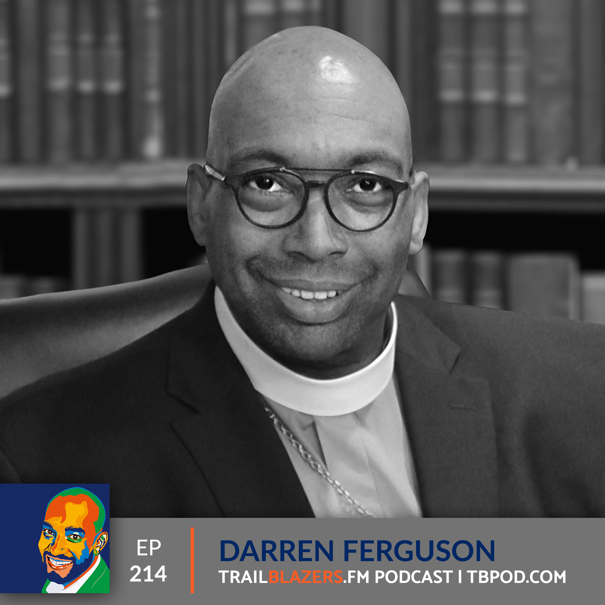 Bishop Darren Ferguson